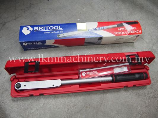 Britool Adjustable Torque Wrench