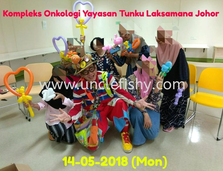 Kompleks Onkologi Yayasan Tunku Laksamana Johor  May18