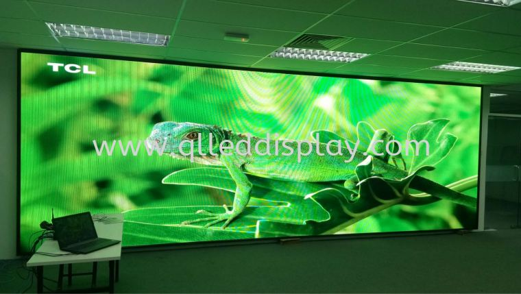 24.3FT X 8.5FT P4 INDOOR LED DISPLAY BOARD P4 INDOOR LED DISPLAY BOARD(FULL COLOR) LED Display Board