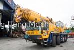 80 Tonnes Mobile Crane