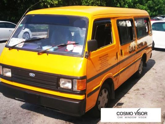 FORD ECONOVAN MAXI 83Y-99Y (MEDIUM 4�� �C LONG WHEEL BASE) DOOR VISOR