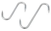 Short Meat Hook (100401-100404) Meat Hook, Hanger & Needle Kitchenware