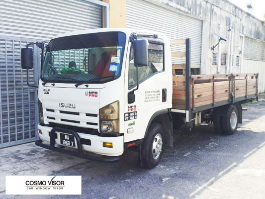 ISUZU ELF �C NPR PRO / NLR PRO / NQR PRO / NPS / GRAFTER / FORWARD = LORRY / TRUCK 15Y-ABOVE (MEDIUM 4��)