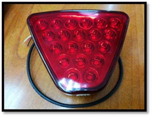 BRAKE LIGHT FLASH LED JAZZ/CRZ (S/N:003615)
