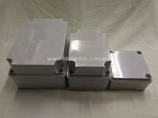 PVC Weatherproof Enclosure Box IP56