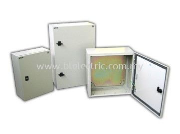 Metal Weatherproof Box-IP56