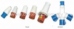 Plug CEE Commando Plug & Socket