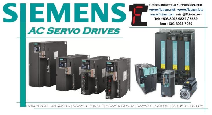 6SN1135-6SN1145 6SN1135 6SN1145 6SN11356SN1145 SIEMENS AC Servo Drive Supply & Repair by Fictron Industrial Supplies SDN BHD
