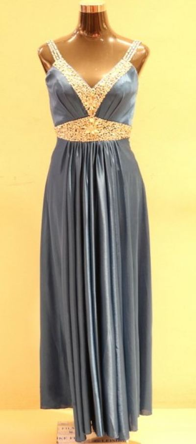 Dinner Gown (Long Dinner Dress 008)