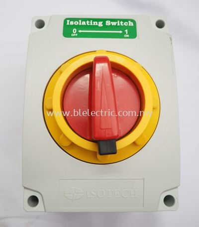ISOTECH Weatherproof Isolator IP56