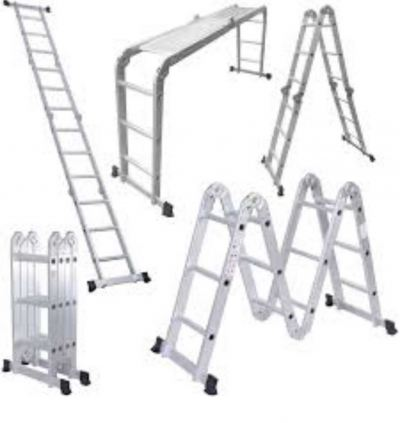 Trolley ladder , extention ladder johor bahru, senai, kulai, gelang patah