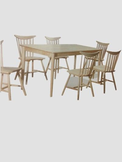 wooden dining series