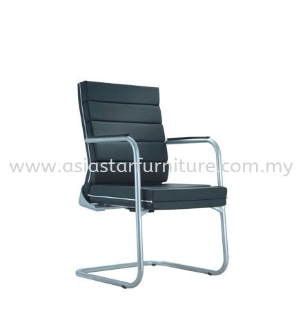 TREND VISITOR CHAIR WITH CANTILEVER CHROME BASE ACL 5055