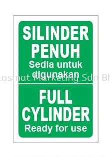 FULL CYCLINDER (Ready for use)