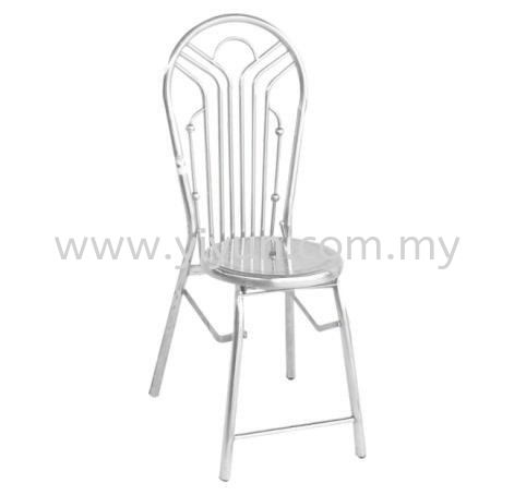 Stainless Steel Foldable Dinner Chair