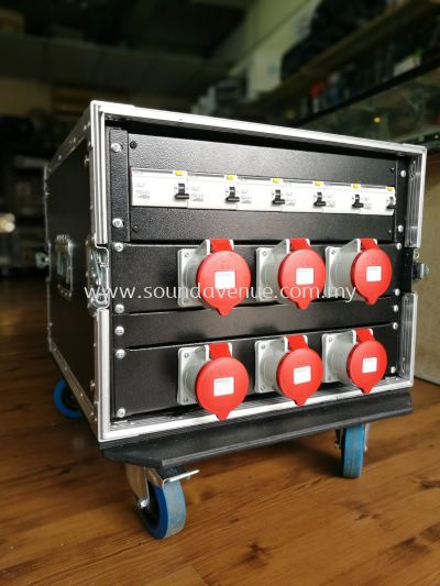 AC240V/125A Power Distribution Box With 32A/5P Output