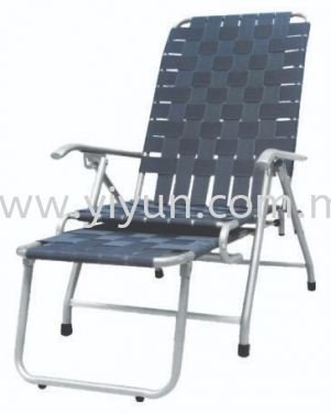 Metal Tourist Chair