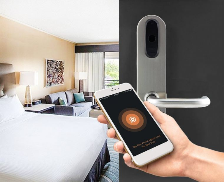 What's next in hotel door lock technology