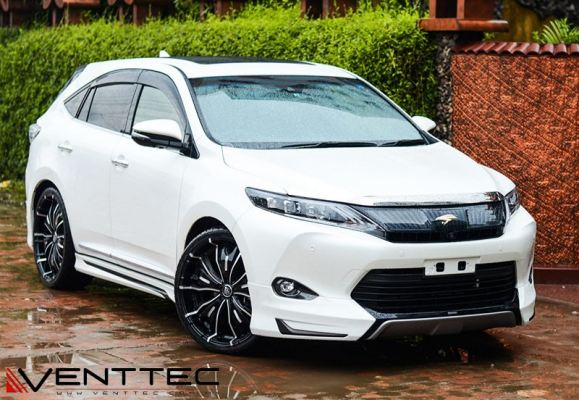 TOYOTA HARRIER (XU 60) 14Y-ABOVE