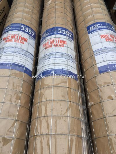 BRC Netting Wire Mesh