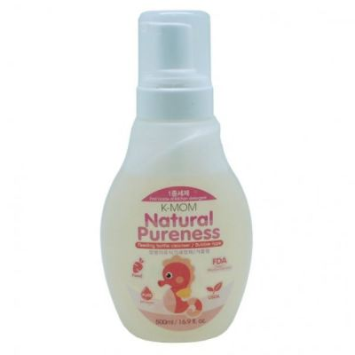K-MOM FEEDING BOTTLE CLEANSER (BUBBLE) 500ML