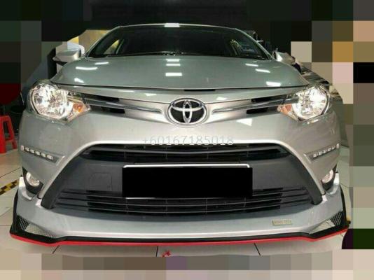 2014 2017 2018 Toyota vios bodykit drive 68 new