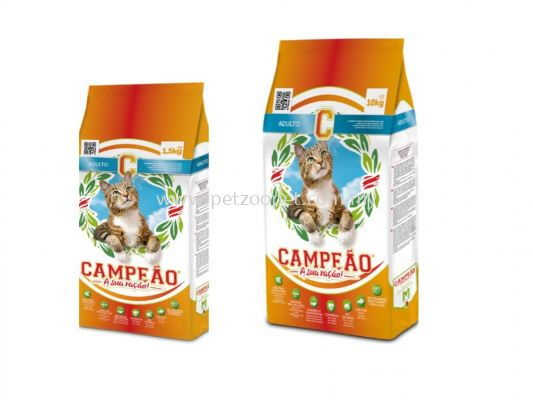 Campeao Adult Cat with Tuna & Chicken