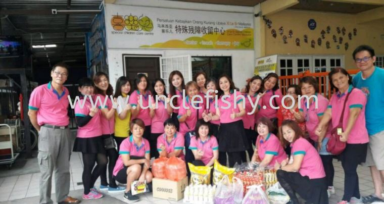 Community Care Charity at Xi Le Er