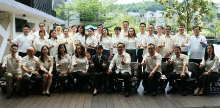 PUCM 2018常年会员大会取得圆满成功PUCM celebrates 2018 AGM with Volvo Cars & De Beers Jewellery.