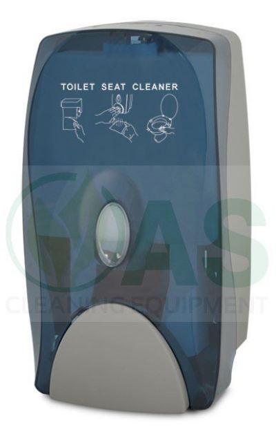 Toilet Seat Cleaner Dispenser -Blue