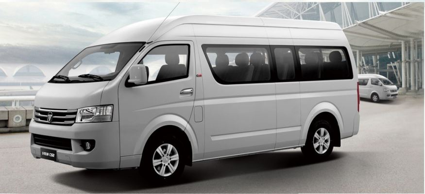 FOTON  VIEW CS2 2.8L   14 SEATER