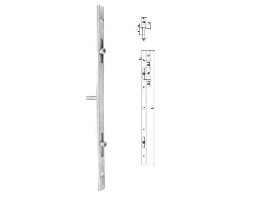 VS-600  Stainless Steel Bar