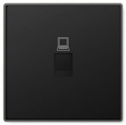 All Black - Electric Switches & Socket
