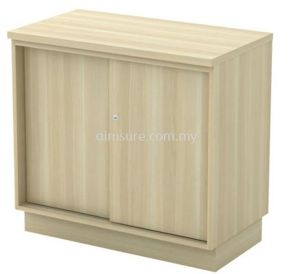 Low Cabinet with Sliding Door (AIM9YS)