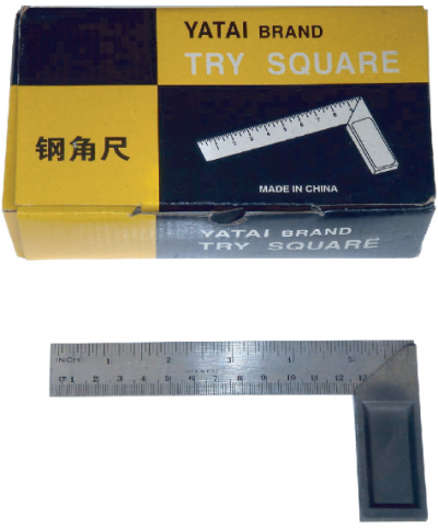 """6""""  TRY SQUARE - 00566A"""