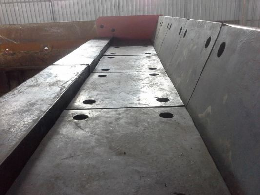 Shaft Casing Liner, Side Liner & Feed Box Rubber Liners