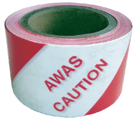 "3""   WARNING TAPE - 00345A"
