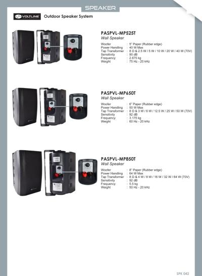 Speakers System