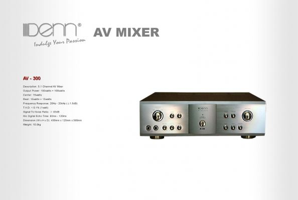 AV Mixer