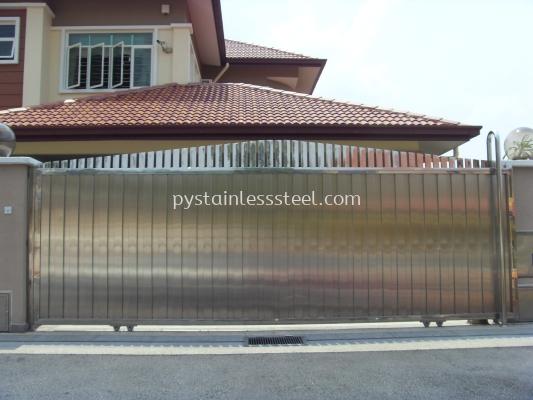 Stainless Steel Sheet Gate