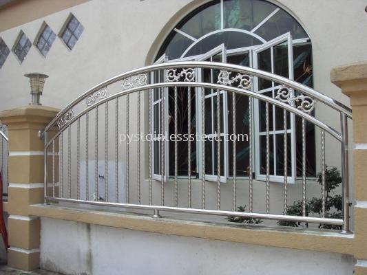 Stainless Steel Fencing Door