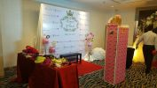 Custom theme backdrop Photobooth