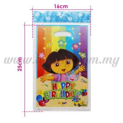 Dora Party Loot Bag 1pack *10pcs (P-PLB-003)