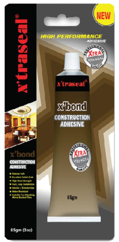 X TRASEAL 85GM X BOND-MULTI ADHEIVE SEALANT-00453H