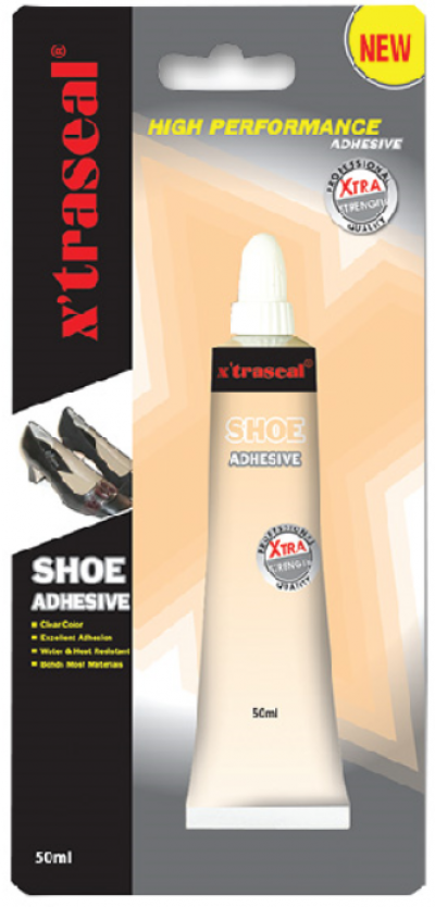 X TRASEAL 50 ML SHOES ADHESIVE - 00453L