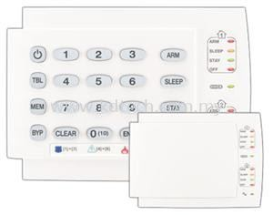 K10H - Paradox Keypad With 10 Zone LED Display