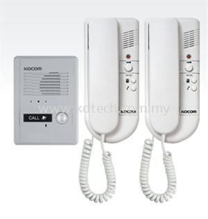 KDP-602AD - Kocom (1 to 2) Door Phone System (Intercom)