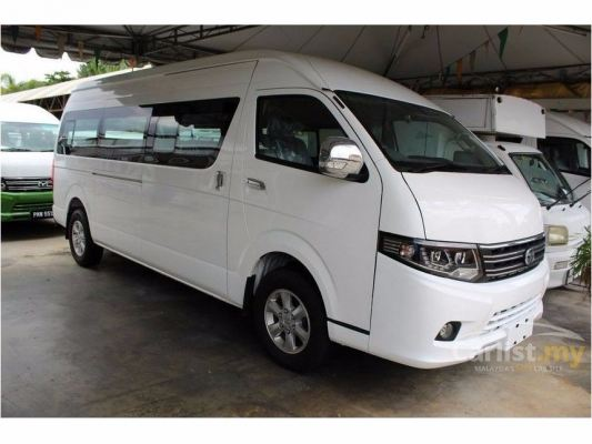 YANG TSE 3.0L 18 SEATTER HIGH ROOF WINDOW VAN