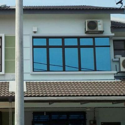We have Tinted Film | Window Film | Tinted Glass | Solar Window Film | Building Window Film | Safety Film | Security Film | Frosted Film | Decorative Film | Decorative Shield For Glass | Inkjet Sticker | Frosted Film | Sand Blast Film | Colour Sticker | Laser Cutout | Tinted Commercial Tinted Film| Solar Window Tinting | Penapis Haba| Tinted Residential | Tinted Building