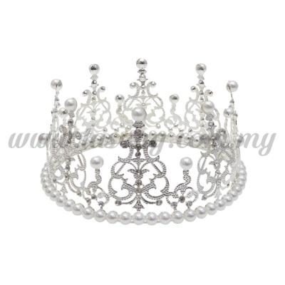 Diamond Crown *Silver (DU-HB17-S2)